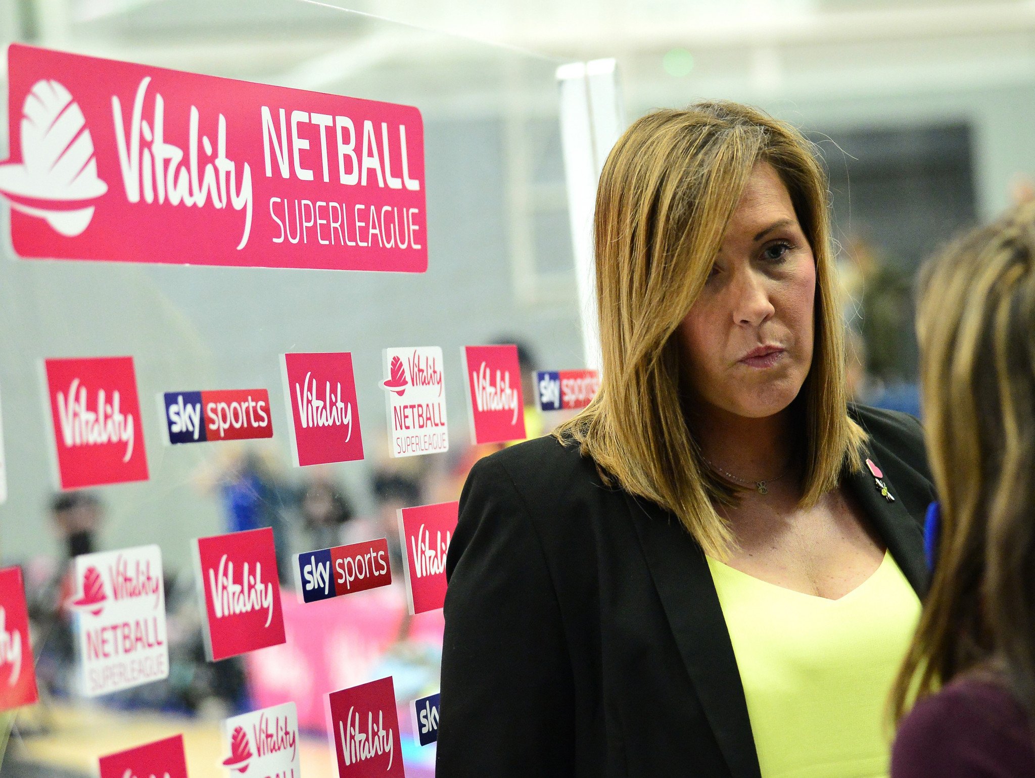 Karen Greig is to lead the Superleague All Stars coaching team ©Getty Images