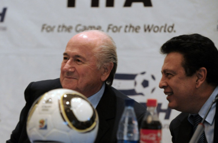 Alfredo Hawit was appointed the interim head of CONCACAF in June 2011