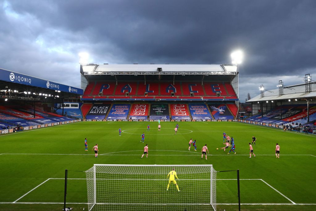Football has continued in England despite the country battling a significant surge in COVID-19 cases ©Getty Images
