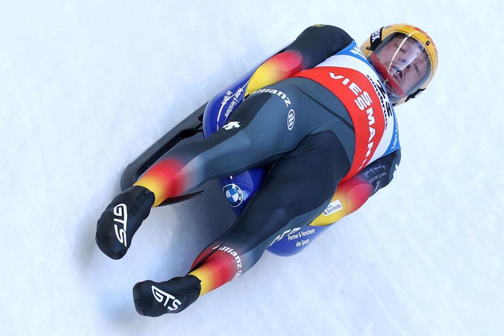 Loch on brink of overall Luge World Cup title after Oberhof victory