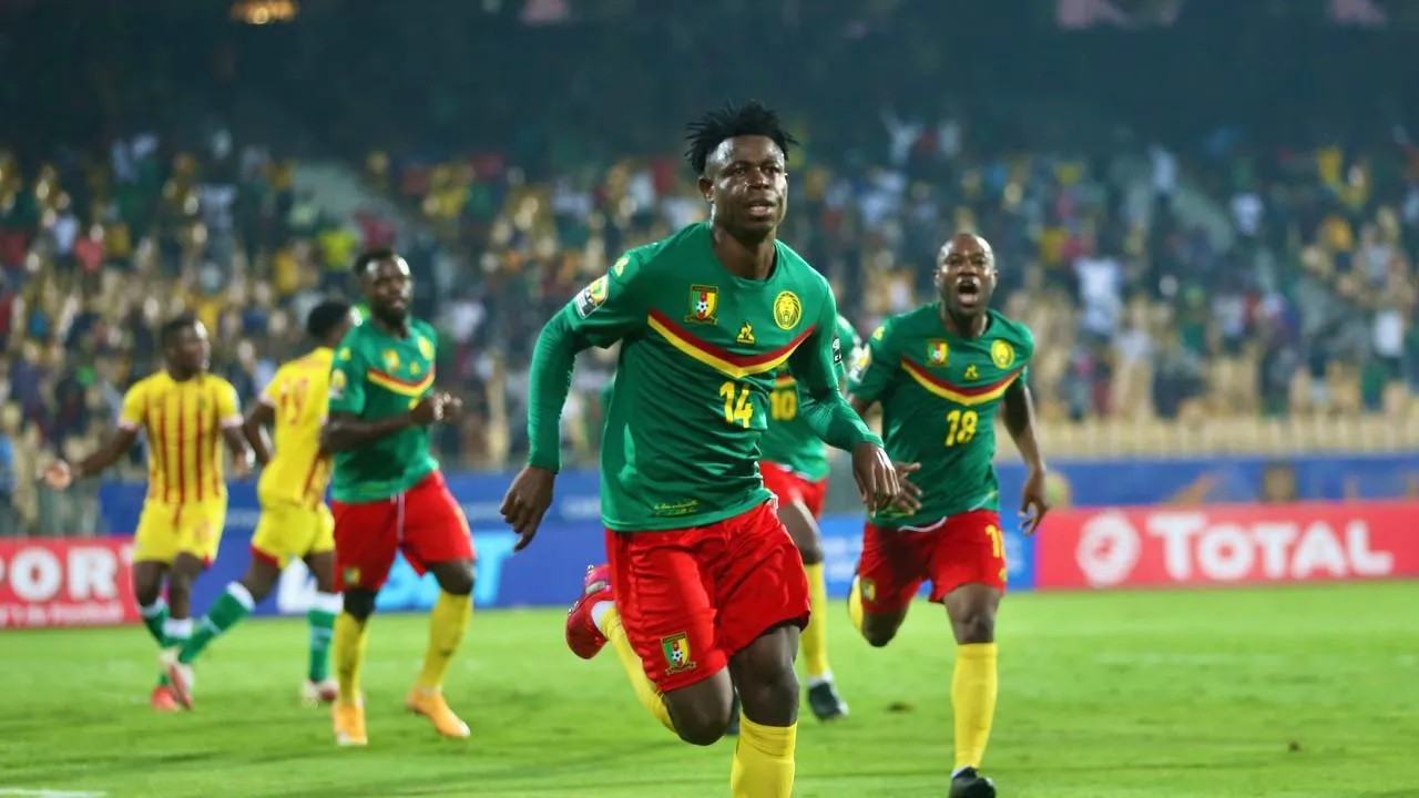 Cameroon and Mali claim narrow wins on opening day of African Nations Championship