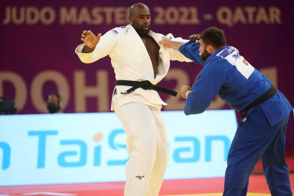 IJF President Marius Vizer also lauded the hosts of the World Judo Masters in Doha ©Getty Images