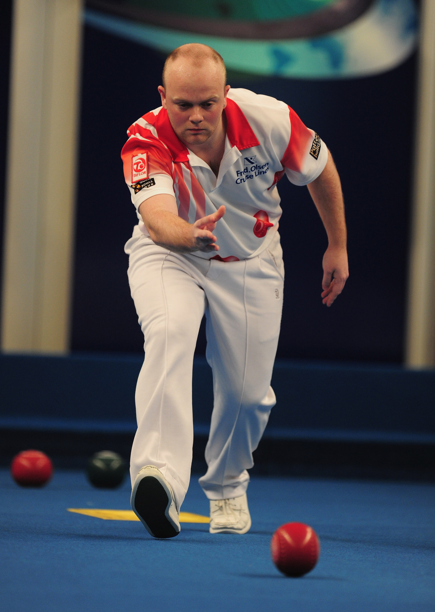 Two Scottish mixed pairs to meet in final at World Indoor Bowls Championships