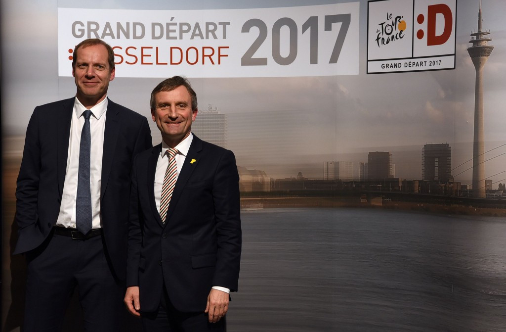 Tour de France 2017 to begin with time trial