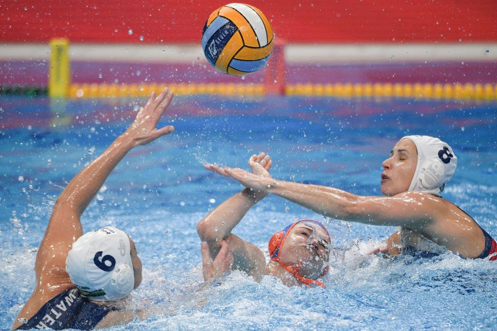 Final two places in Tokyo 2020 women's water polo event up for grabs at Olympic qualifier