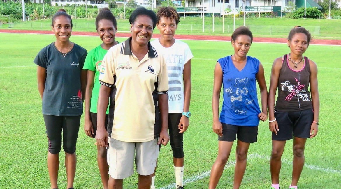 Pacific Games athletics champion Buala dies at 56