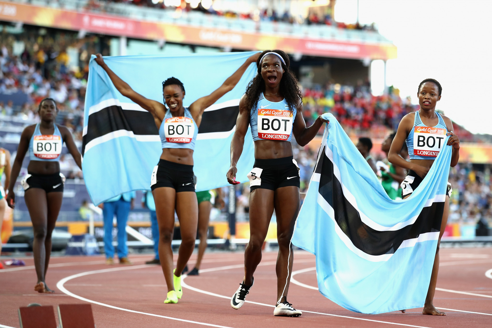 Botswana National Olympic Committee revises Tokyo 2020 medal target due to COVID-19