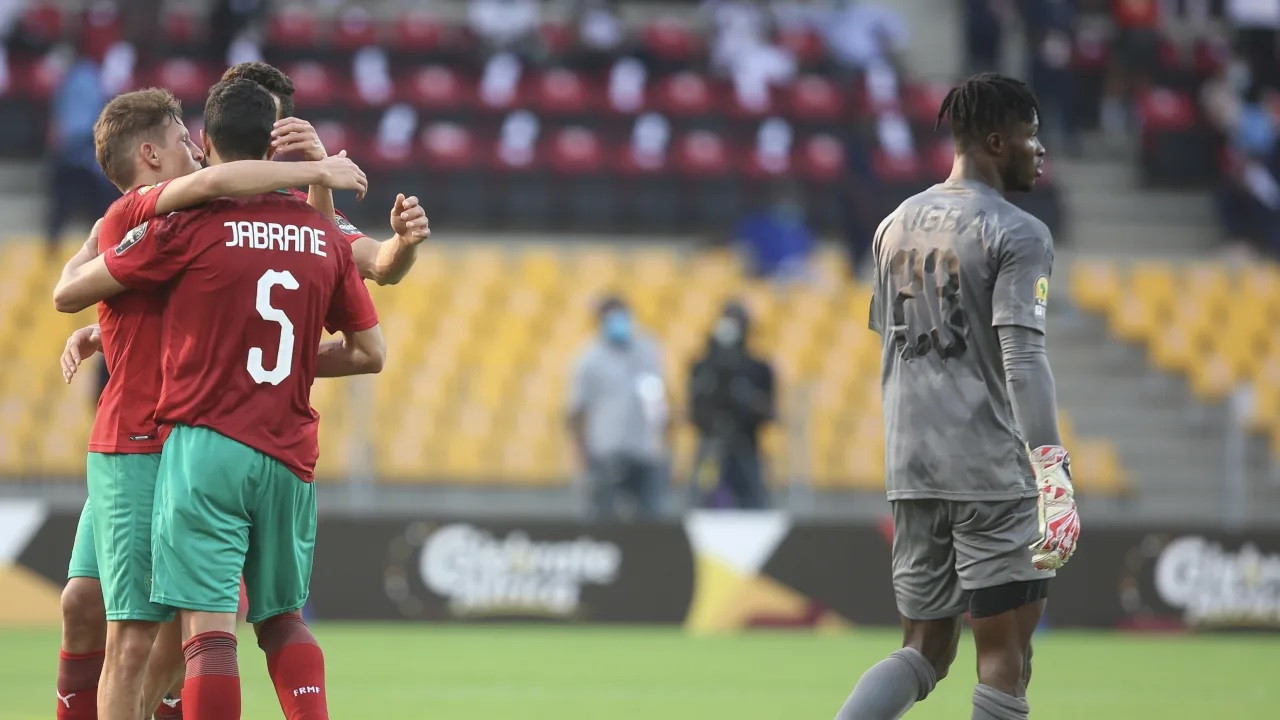 Morocco start defence of African Nations Championship title with narrow win over Togo