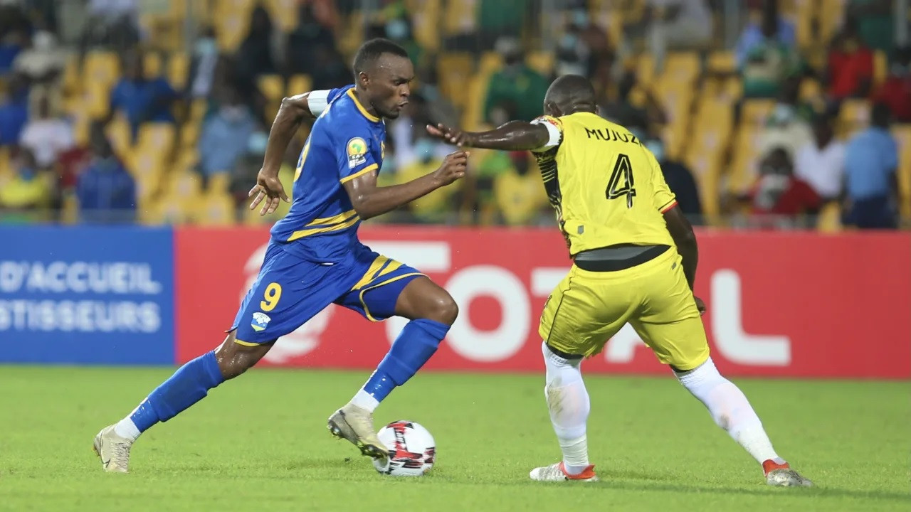 Rwanda and Uganda shared the spoils in a goalless draw in Group C of the African Nations Championship ©CAF
