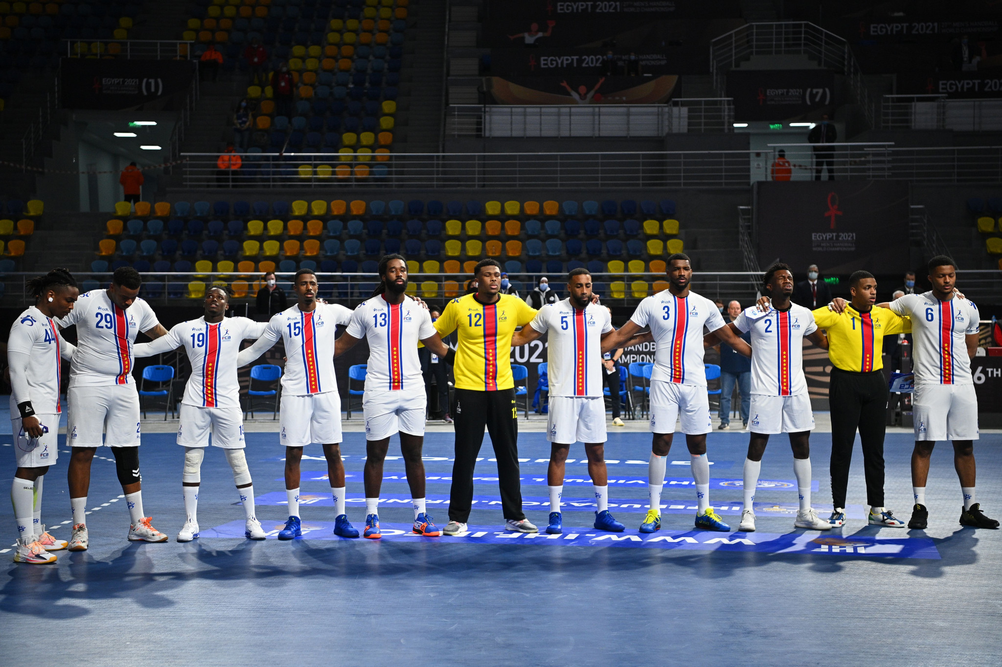 Cape Verde announced their withdrawal from the World Men's Handball Championship after positive coronavirus tests led to the cancellation of their match with Germany yesterday ©Getty Images