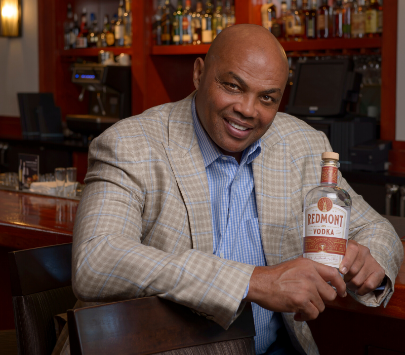 Charles Barkley owns Redmont, the newest Premier