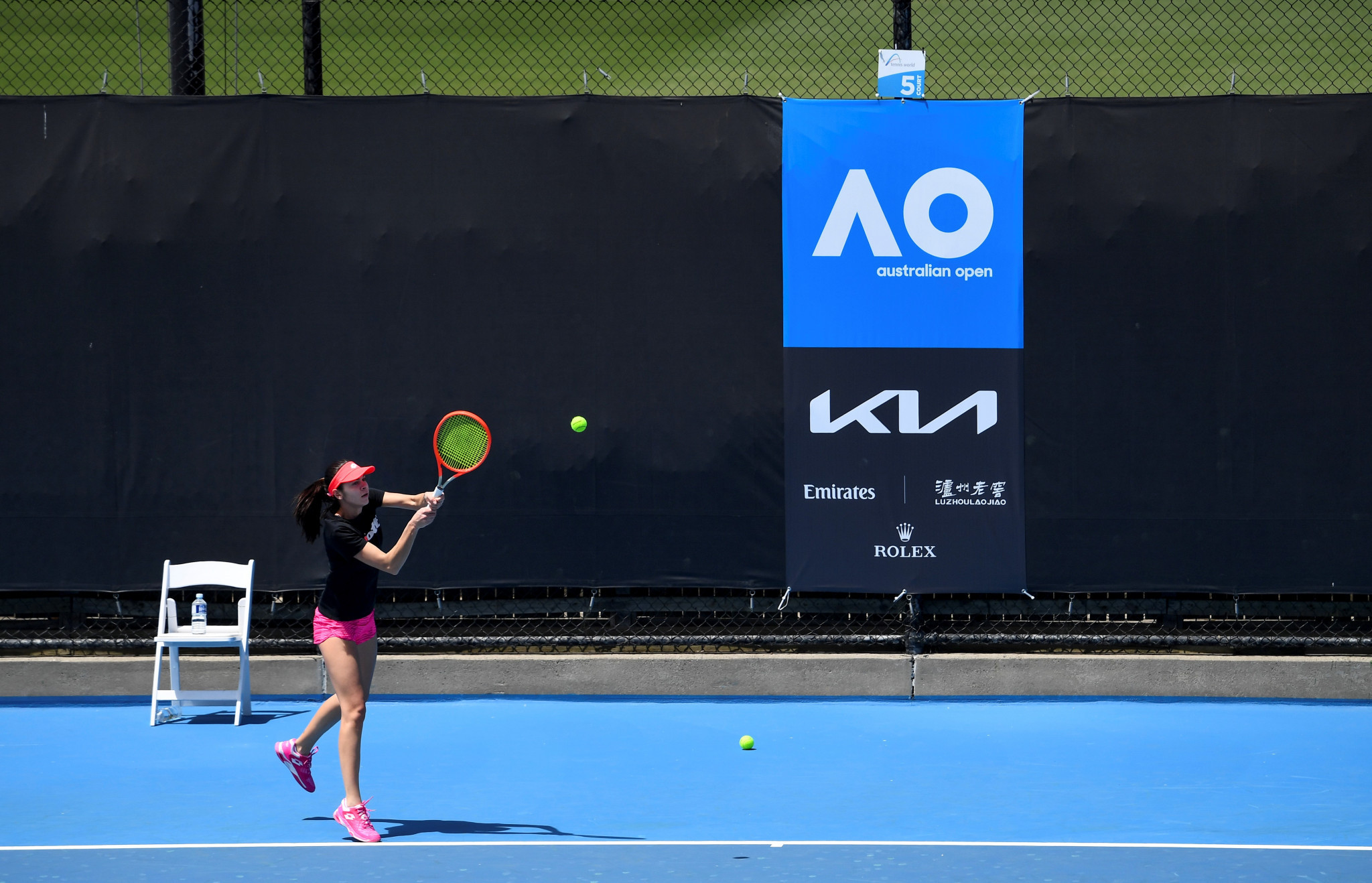 Two Australian Open players test positive for COVID-19 as quarantine row continues
