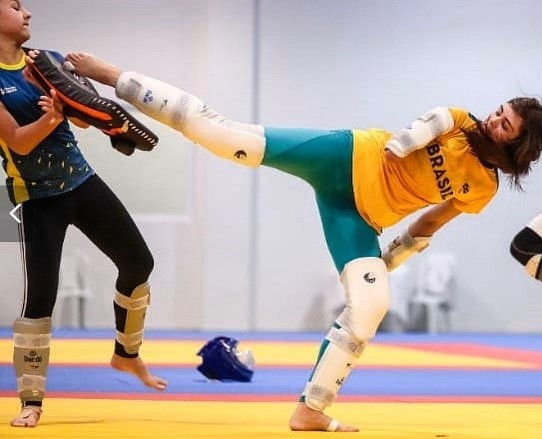 Para-taekwondo added to Brazilian School Paralympics programme