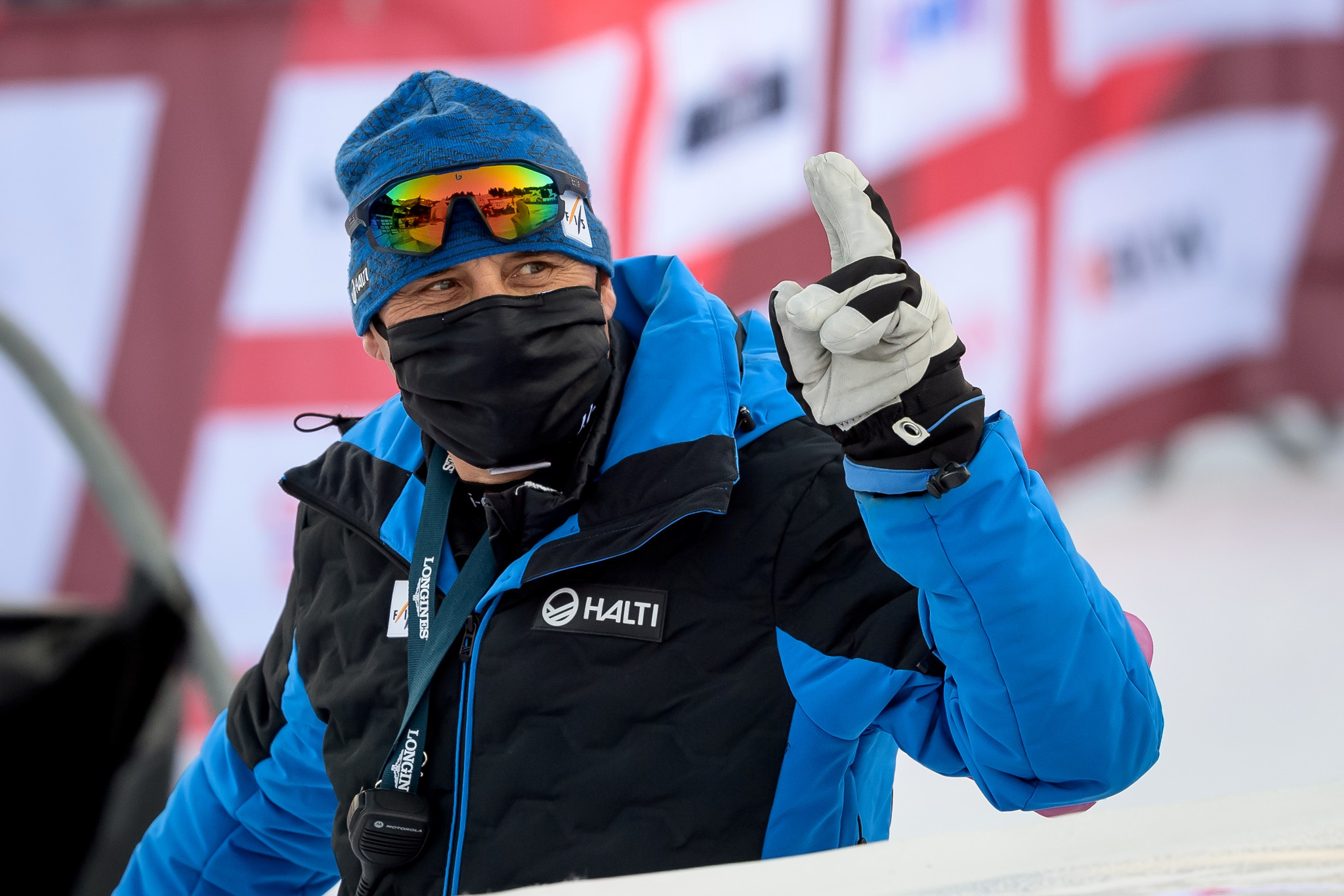 FIS chief race director Waldner tests positive for COVID-19