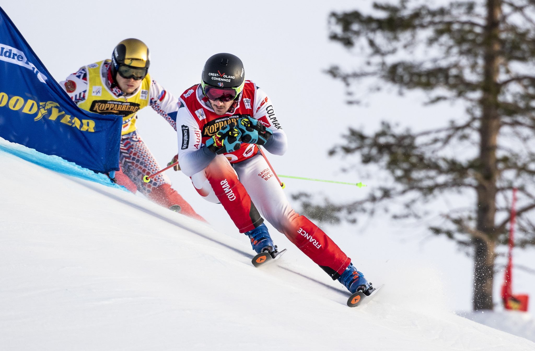 Idre Fjäll steps in to host FIS Cross World Championships next month