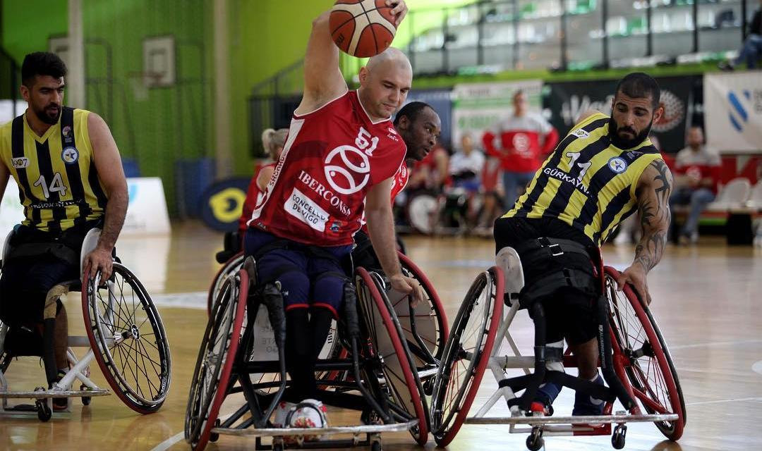 IWBF Europe decided the situation regarding the COVID-19 pandemic was too uncertain to continue with preparations for this year's EuroCup ©IWBF