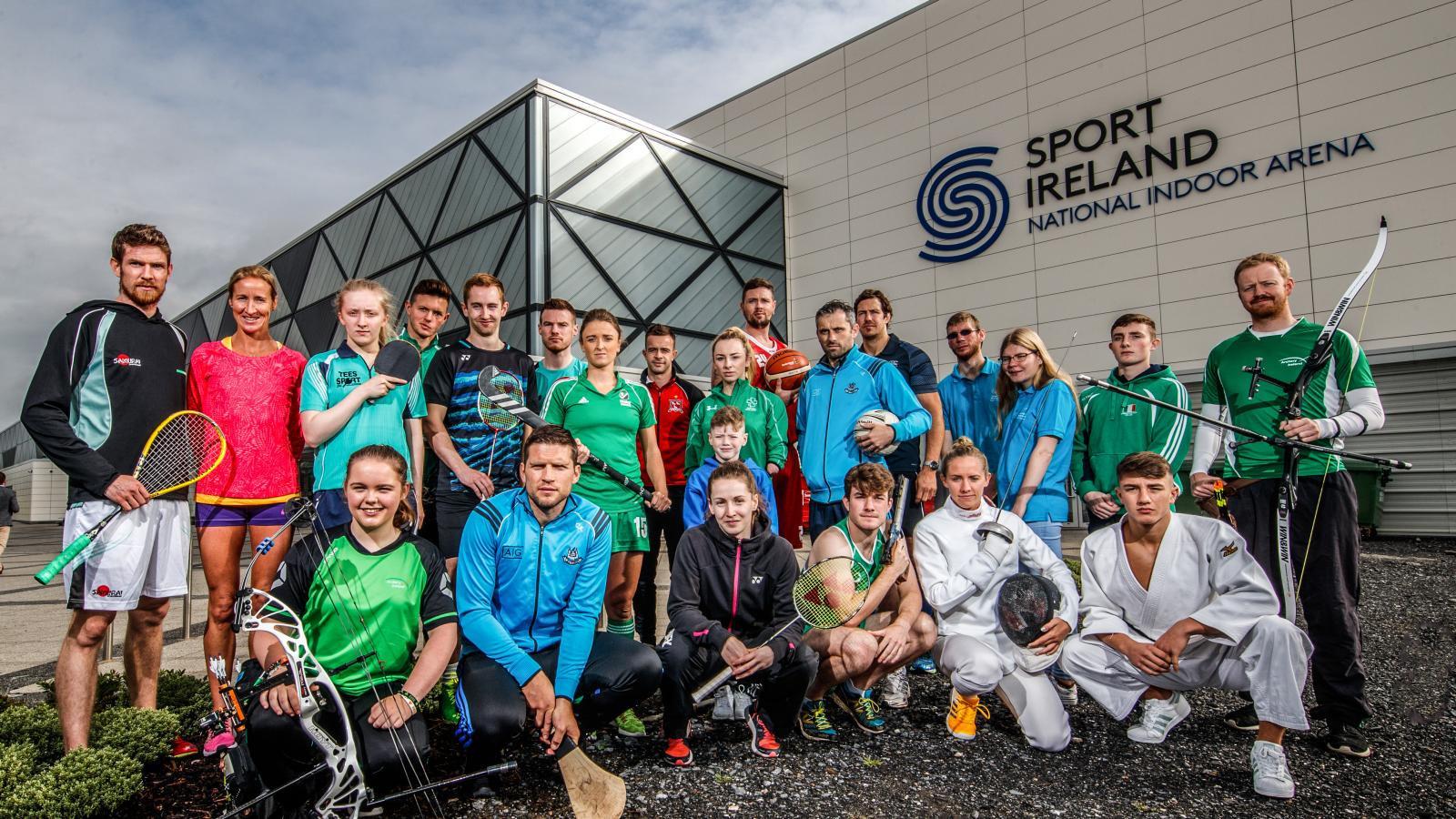 OFI preparing to move to Sport Ireland campus in Abbotstown