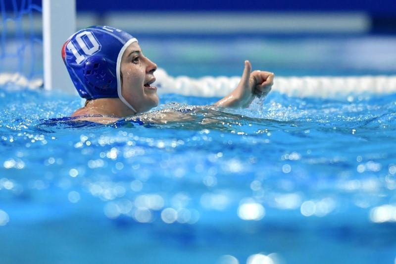 Hosts Italy begin women's water polo Olympic qualifiers with victory against France