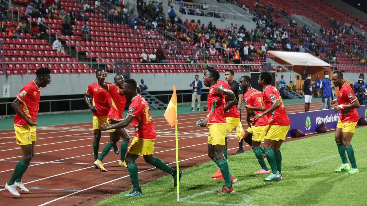 Guinea and Zambia record wins as Group D of African Nations Championship gets underway