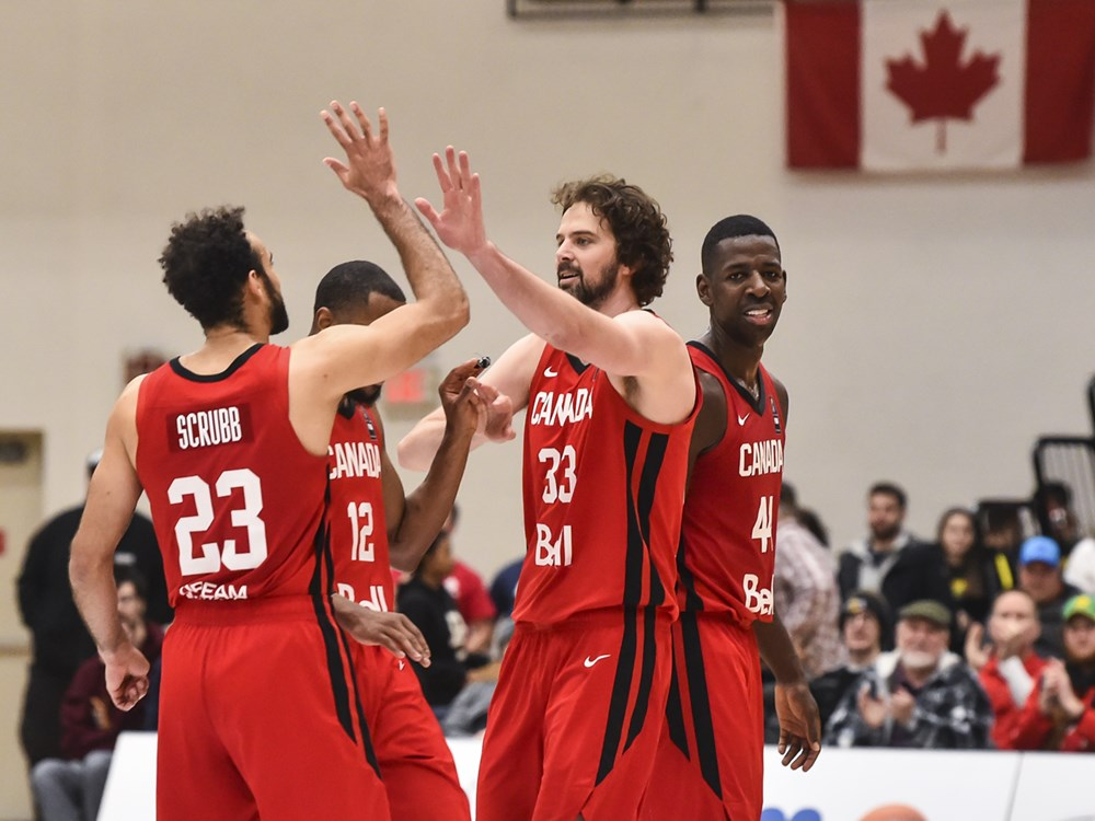 Canada Basketball sanctioned by FIBA for missing AmeriCup qualifiers over COVID-19 concerns