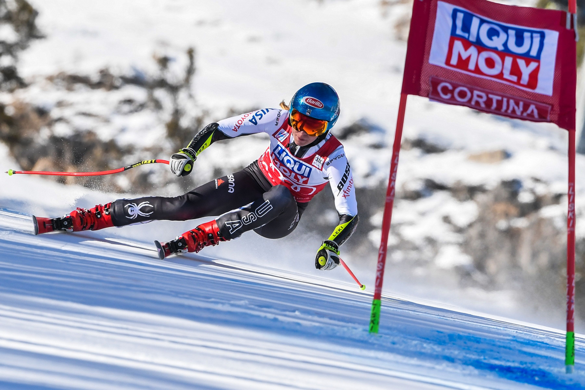 Mikaela Shiffrin of the United States is set to be among the competitors taking part at Cortina 2021 ©Getty Images