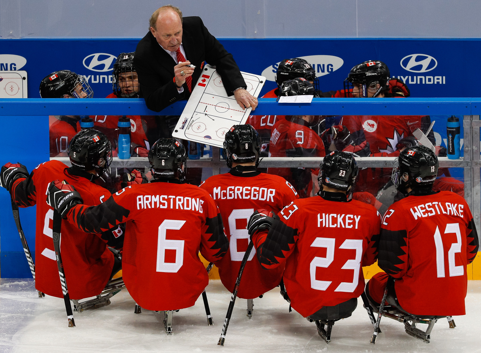 Babey returns as Canada coach and training camp underway in Calgary