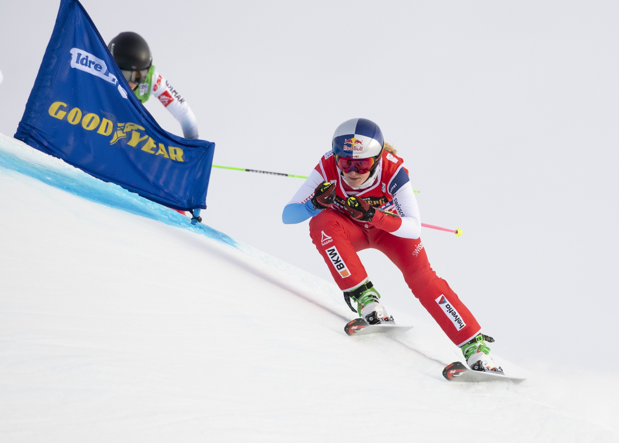 Smith ties record for FIS Ski Cross World Cup victories in Idre Fjäll