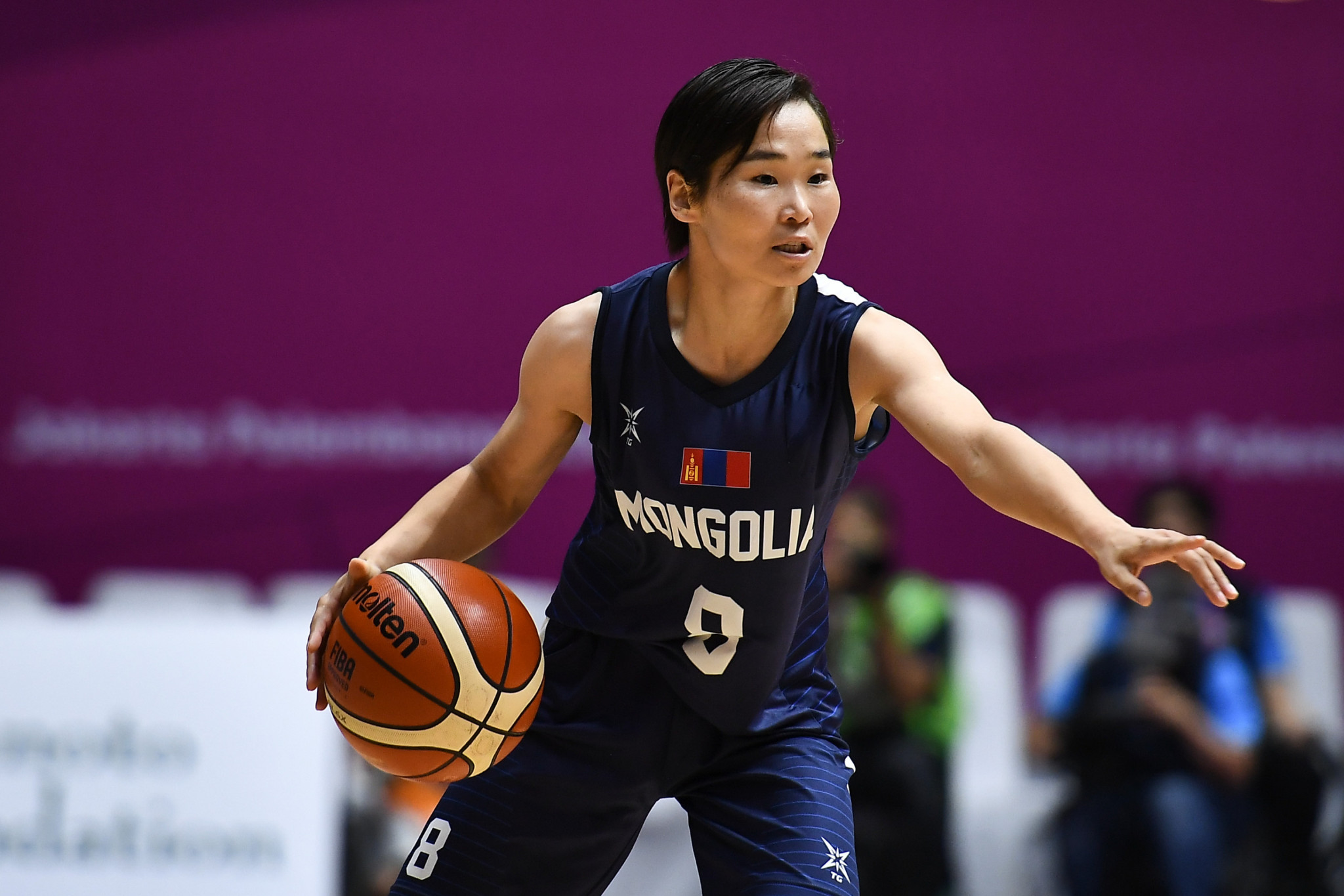 Mongolia's women's 3x3 basketball team has qualified for the Tokyo 2020 Olympic Games ©Getty Images