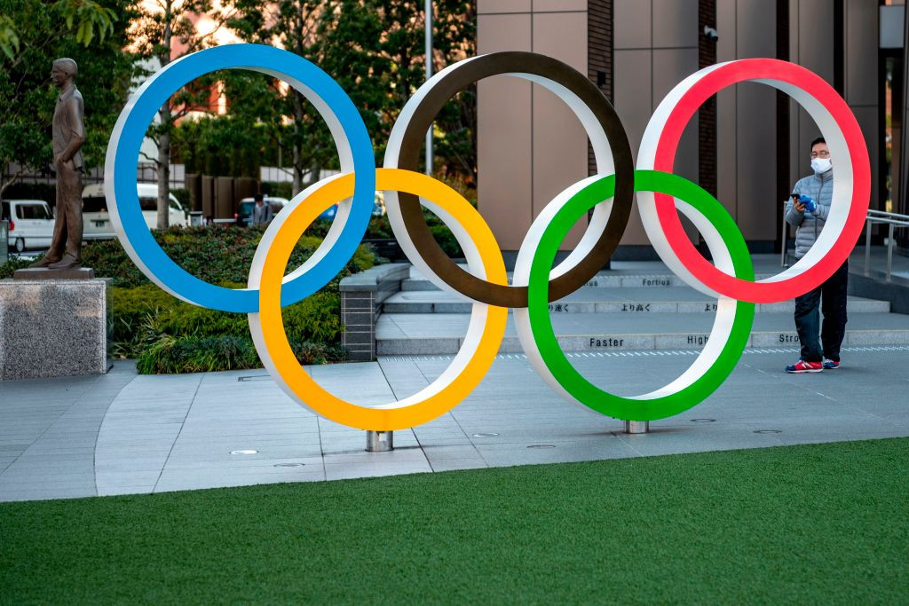 Speculation over whether the Tokyo 2020 Olympics will go ahead this year has intensified in recent weeks ©Getty Images