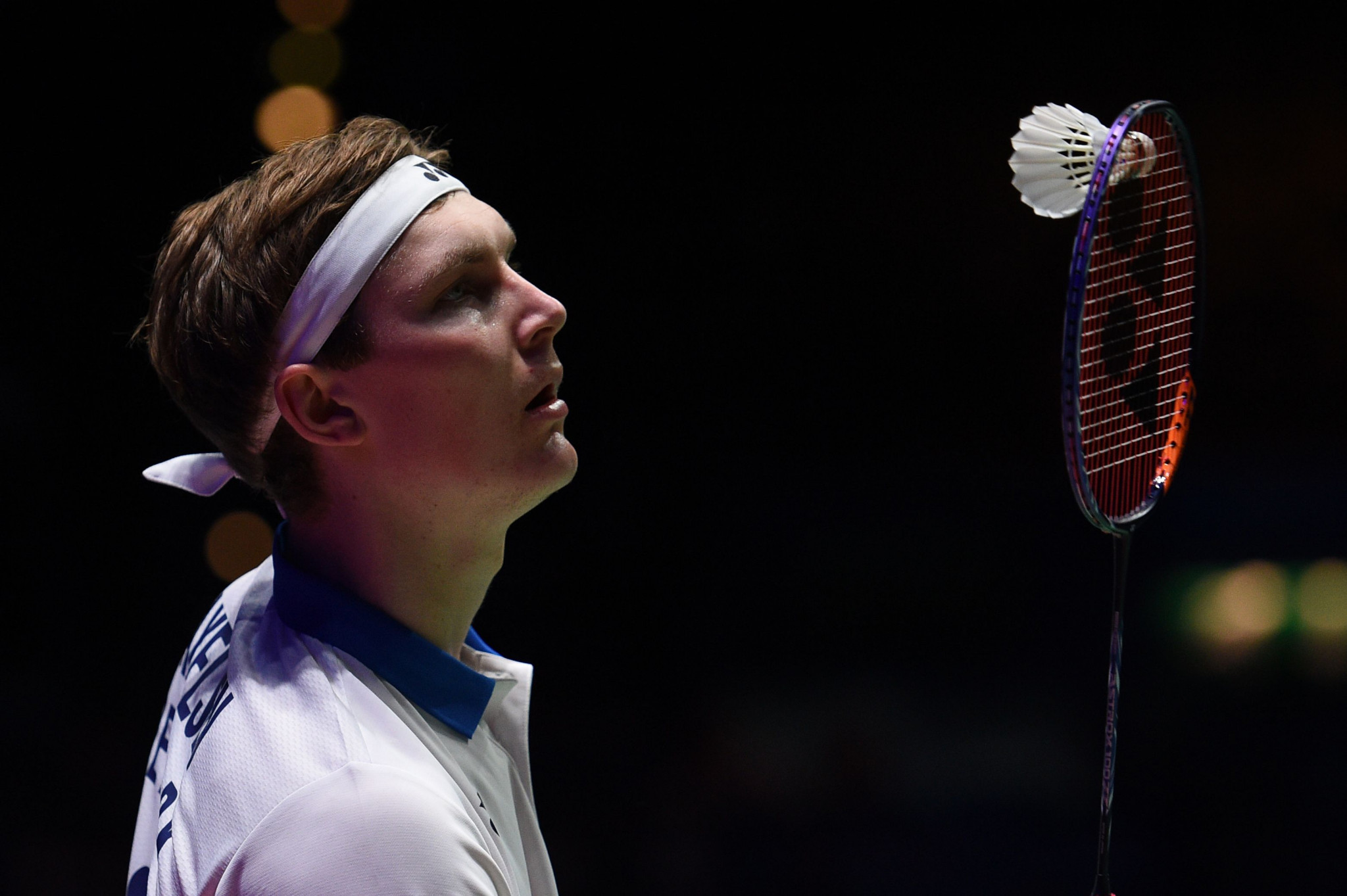 Axelsen and Marin continue fine form to reach last eight of BWF Toyota Thailand Open