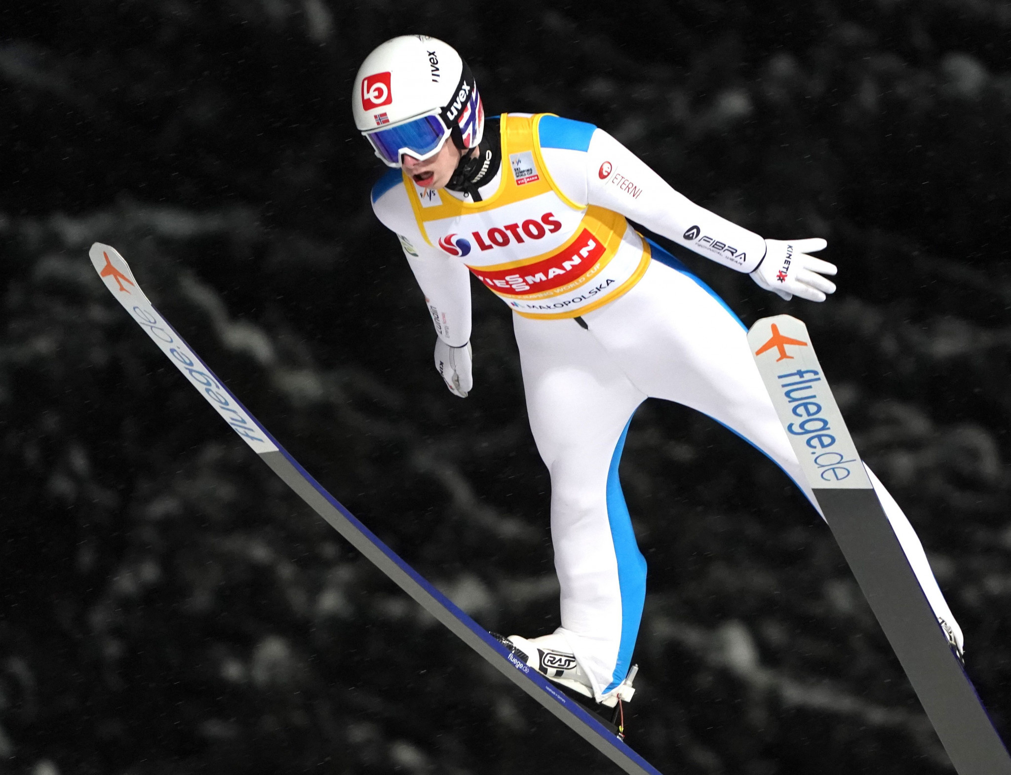 Granerud looks to extend Ski Jumping World Cup lead in Lahti