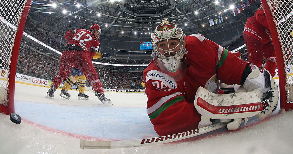 Belarus had been due to co-host the IIHF World Championship seven years after it last staged the tournament ©Getty Images