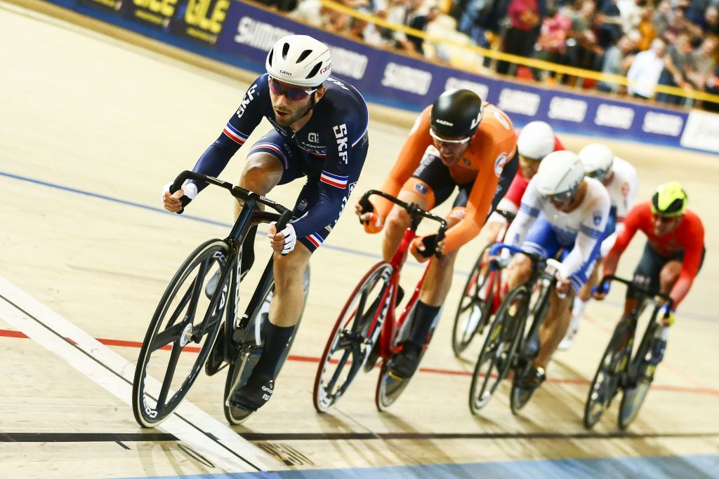 Belarus is also due to stage the European Track Cycling Championships in June ©Getty Images