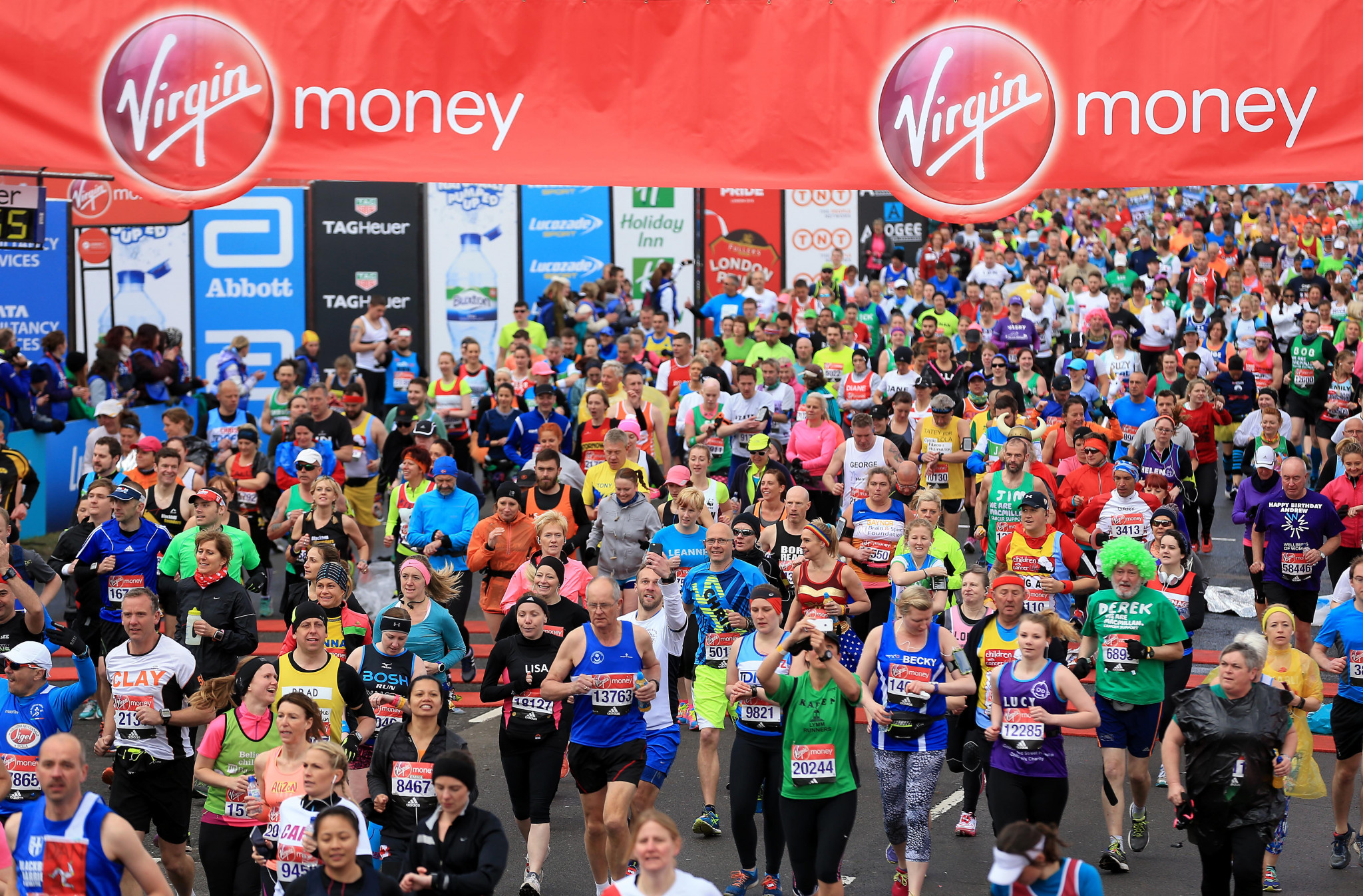 London Marathon organisers planning record-breaking race in 2021 featuring 100,000 participants