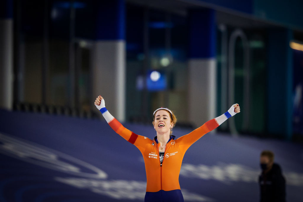 Newly-crowned European champions to compete at ISU Speed Skating World Cup in Heerenveen