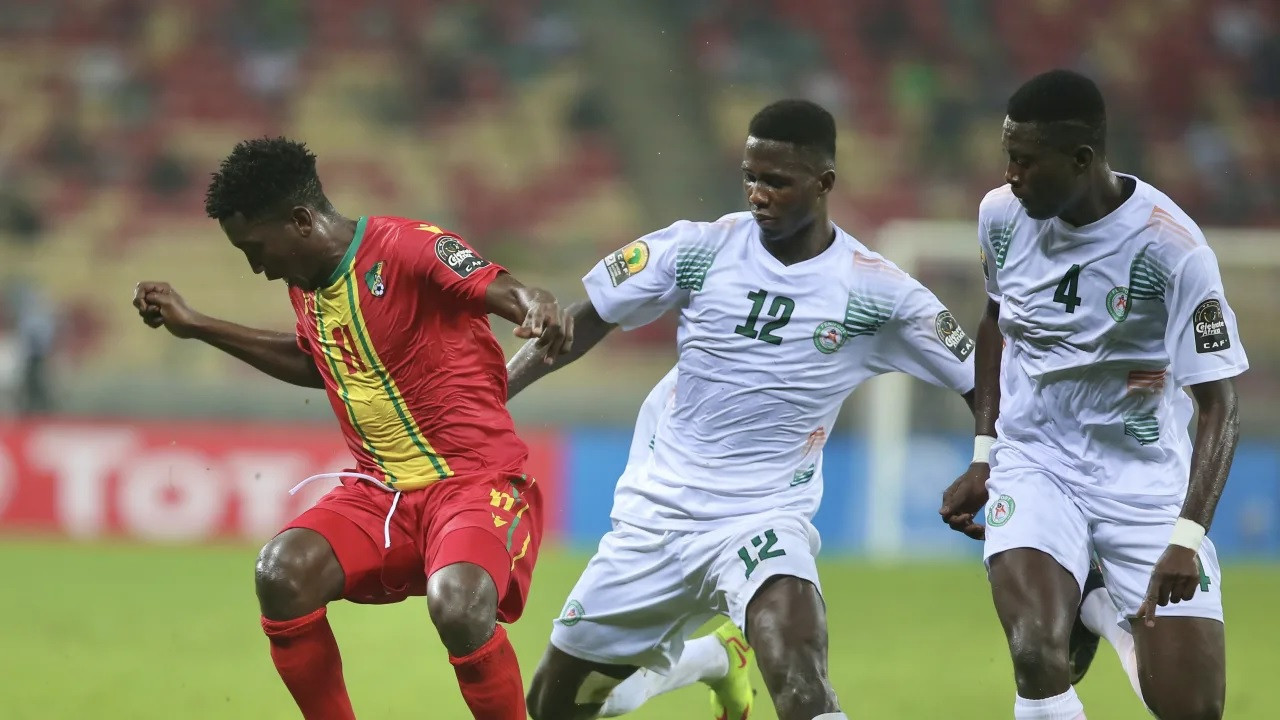 Congo and Niger shared the spoils in their second Group B game at the African Nations Championship ©CAF