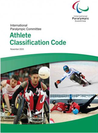 The IPC Athlete Classification Code was ratified by the General Assembly in November