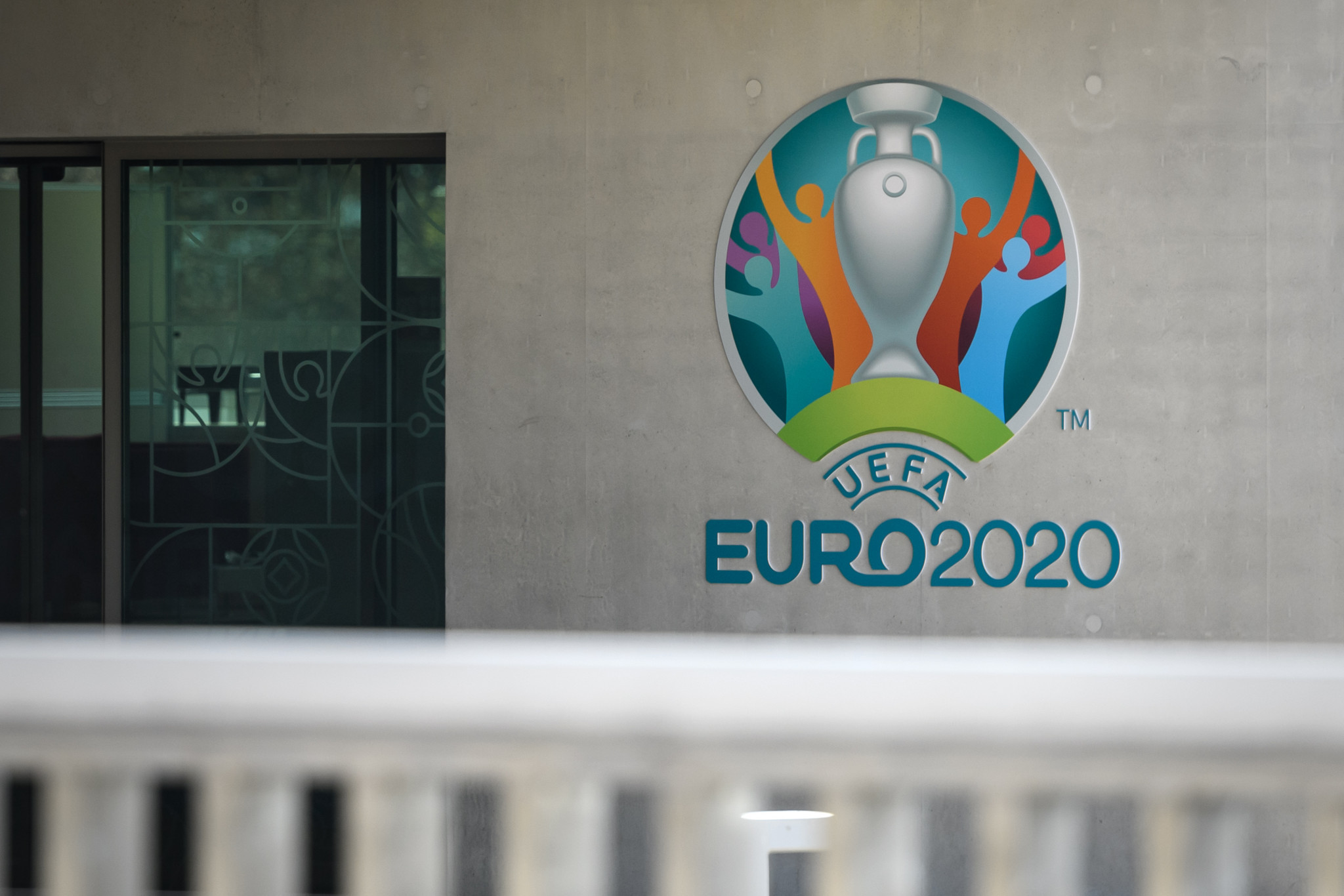 "UEFA is ""thinking about"" staging Euro 2020 in one country ©Getty Images"