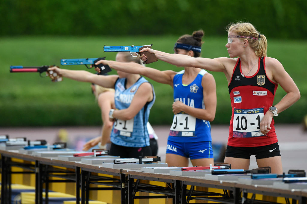 Belarus stripped of World Modern Pentathlon Championships