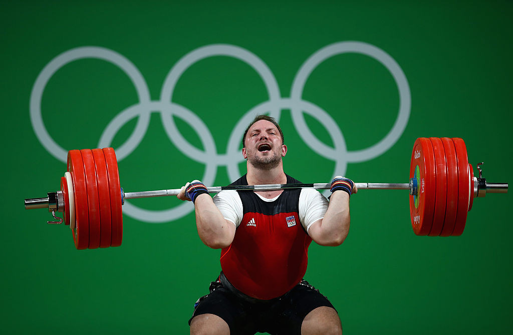 The governance crisis at the IWF has threatened weightlifting's place on the Olympic programme ©Getty Images