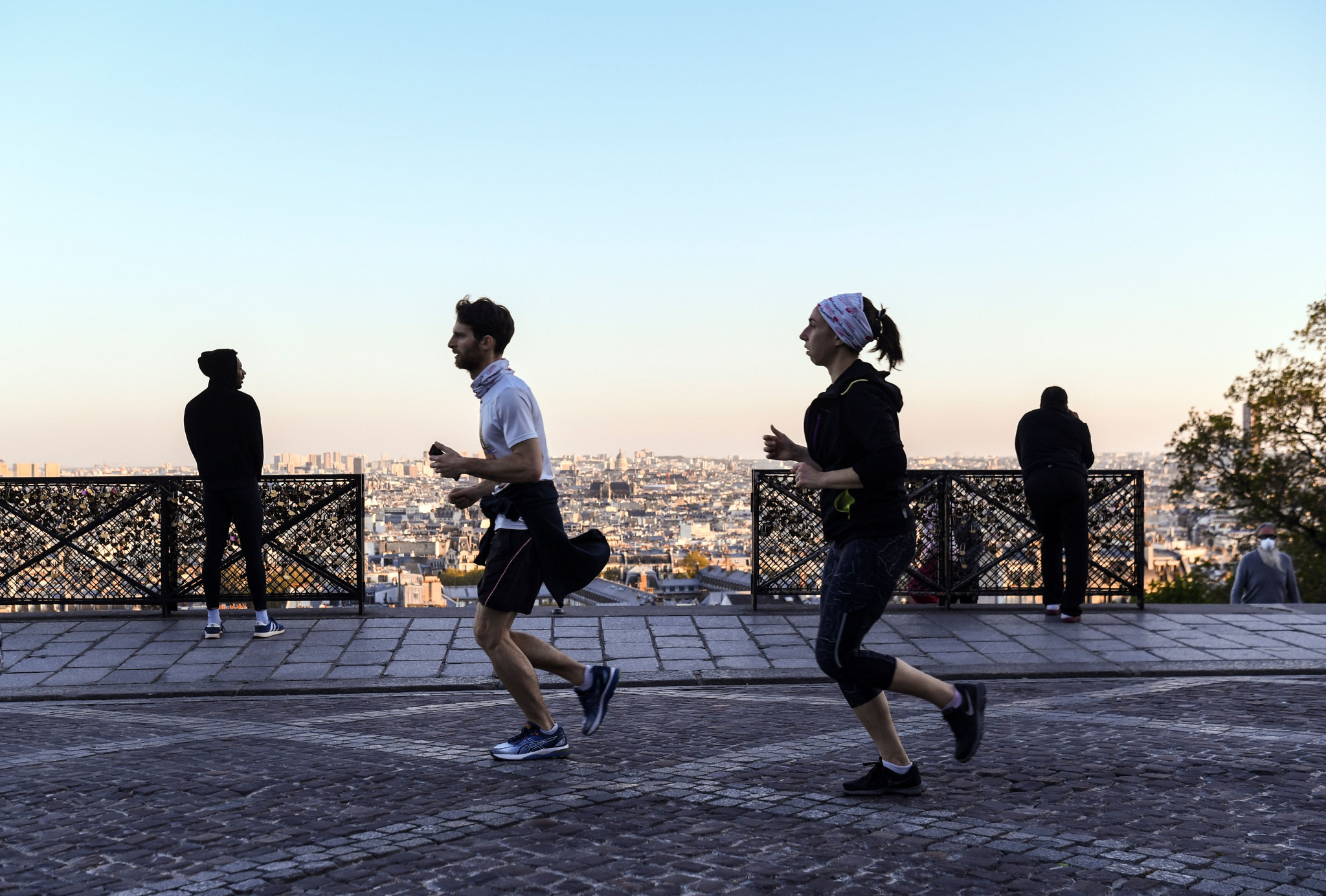 The French University Sports Federation has launched the U-RUN Challenge ©Getty Images