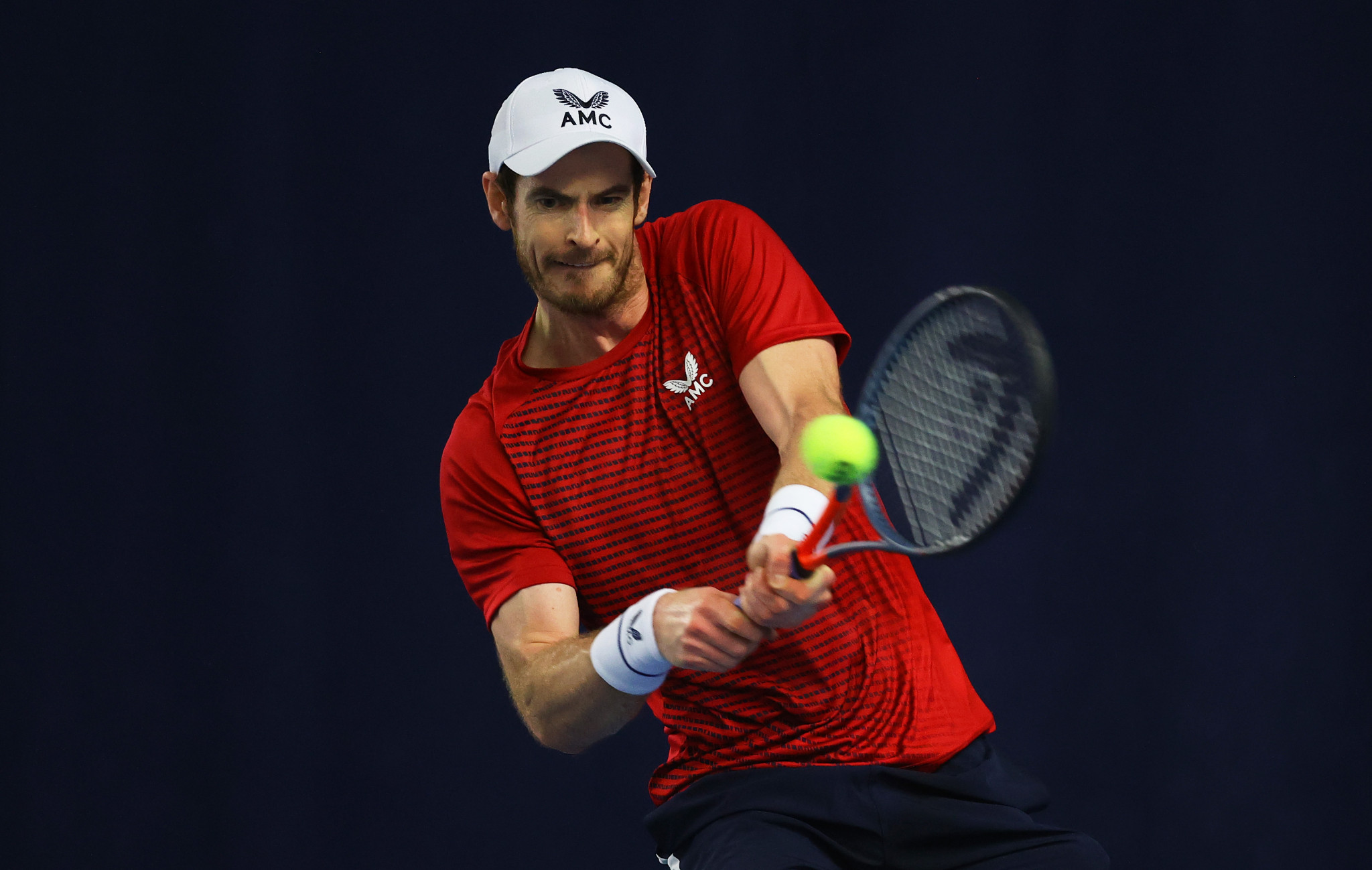 Sir Andy Murray tested positive for coronavirus earlier this month ©Getty Images