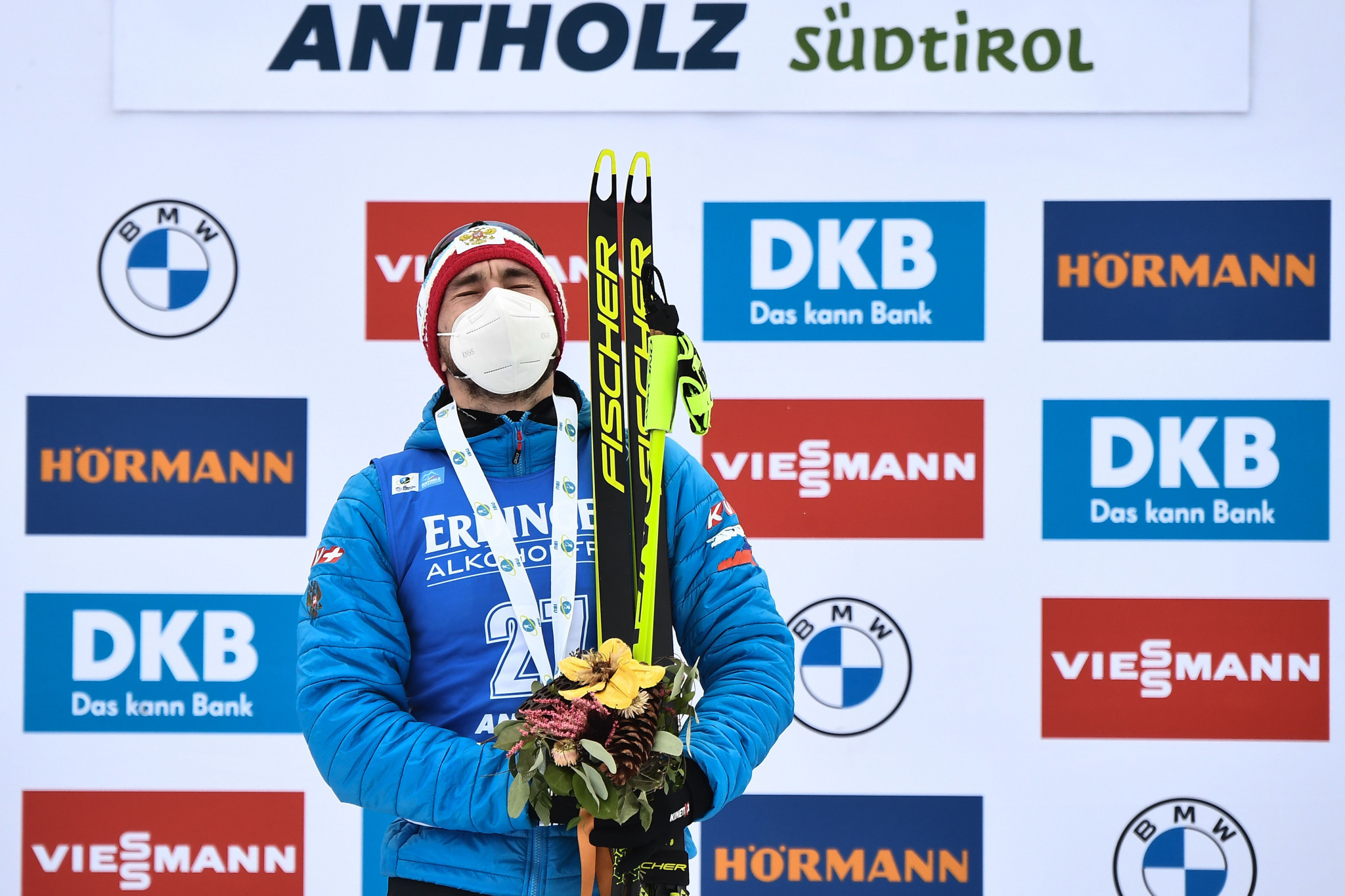 Loginov earns first victory of Biathlon World Cup season