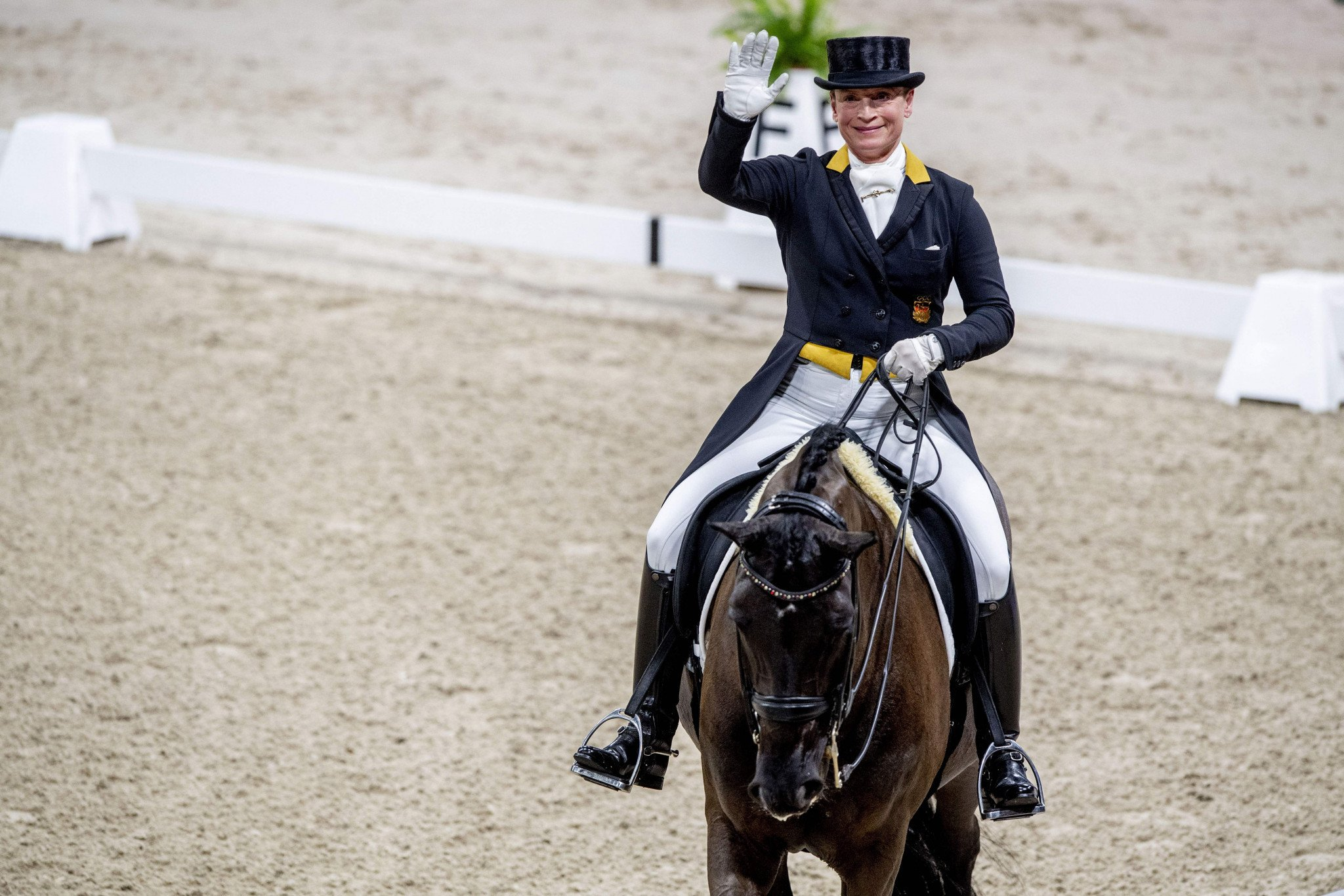 Reigning champion Werth to headline FEI Dressage World Cup qualifier in Salzburg