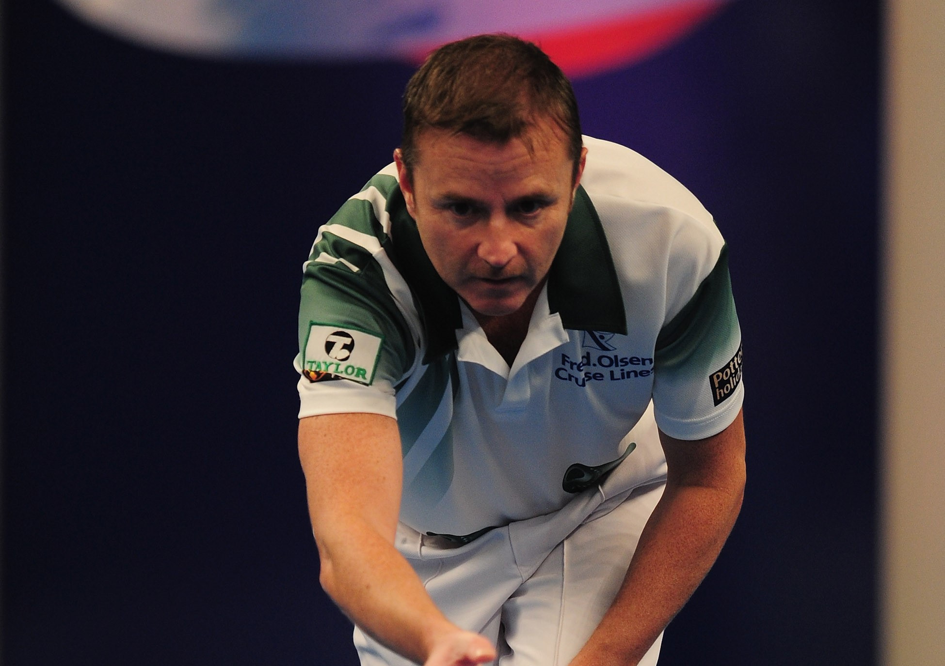Dawes into open singles final after two catch COVID-19 at World Indoor Bowls Championships