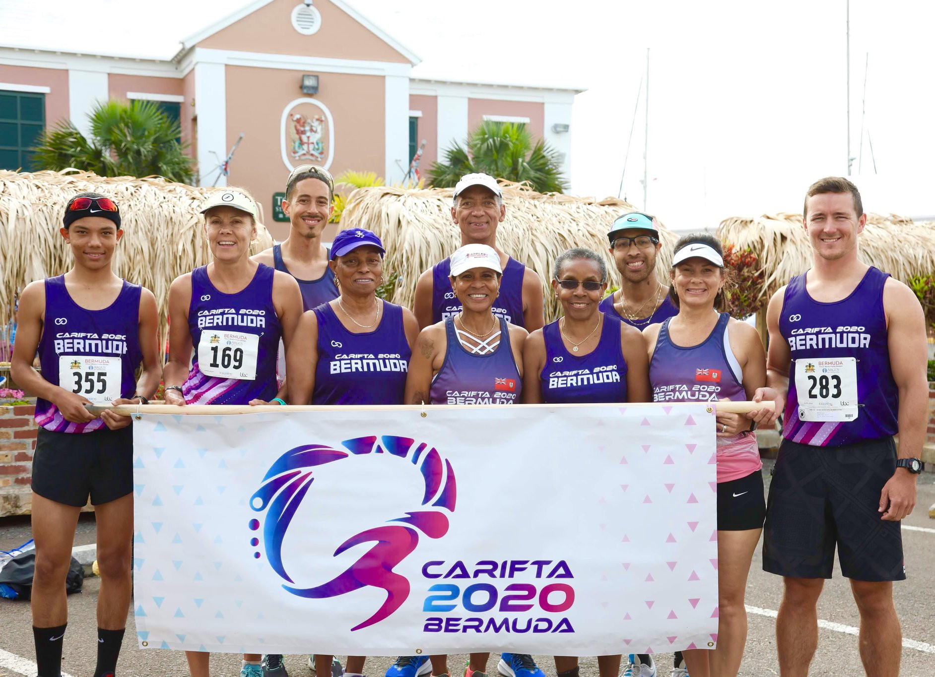 Bermuda had been scheduled to stage the Games in 2020 ©CARIFTA 2020/Facebook