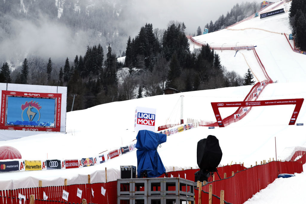 Second downhill race at Alpine Skiing World Cup in Kitzbühel cancelled