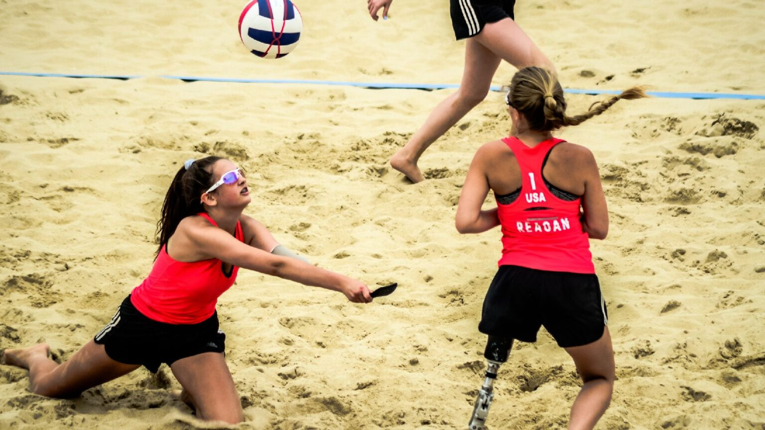 USA Volleyball beach ParaVolley programme boosted by $100,000 donation
