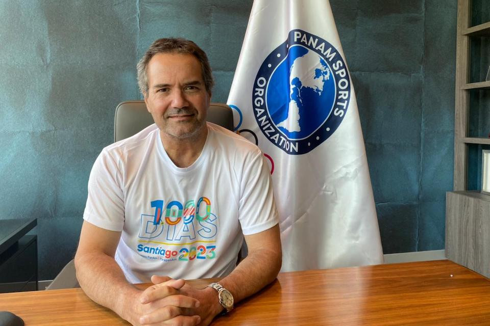 Panam Sports President Neven Ilic said preparations for the Games have continued well despite the coronavirus crisis ©Panam Sports