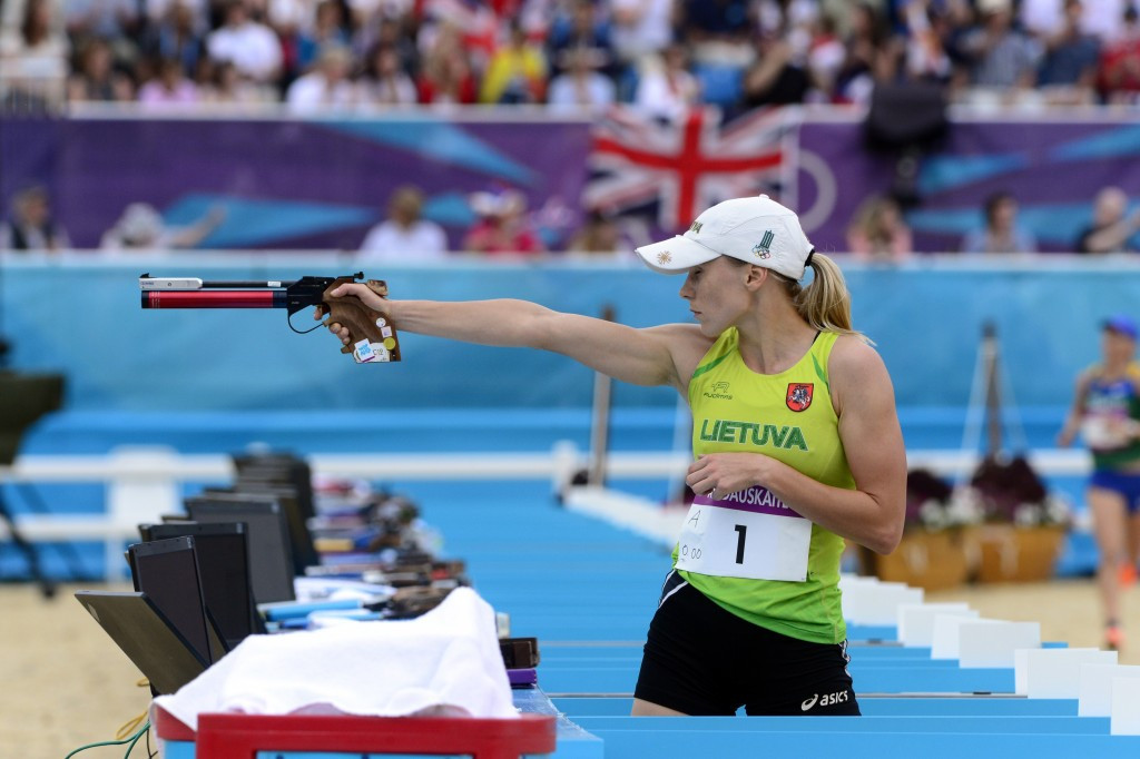 Asadauskaitė looks set for golden hat trick at Modern Pentathlon World Cup Final in Minsk